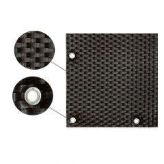 panel-ratan-marron-oscuro-balcon-valla-500x100-cm